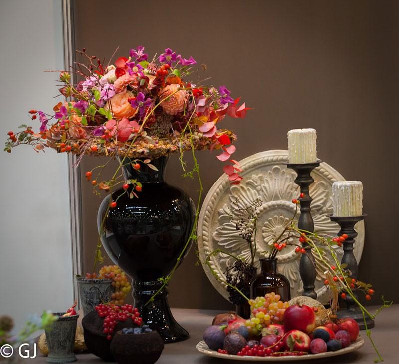 Russian florist cup 2017. Часть 1.