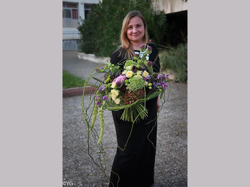 Марианна Дебчинская. Украина.