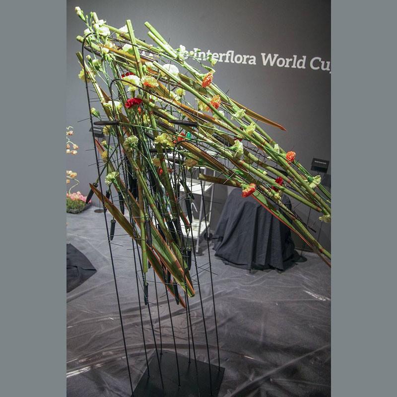 Чемпионат мира по флористике по версии Interflora. ч.I