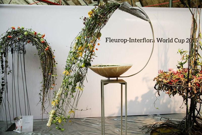 Чемпионат мира по флористике по версии Interflora. ч.II