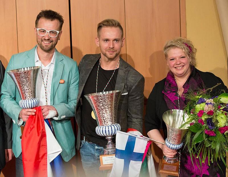 Europa Cup 2016. Roman Steinhauer.