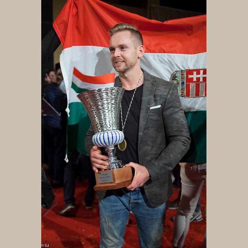 Europa Cup 2016. Томas Mezoffy.