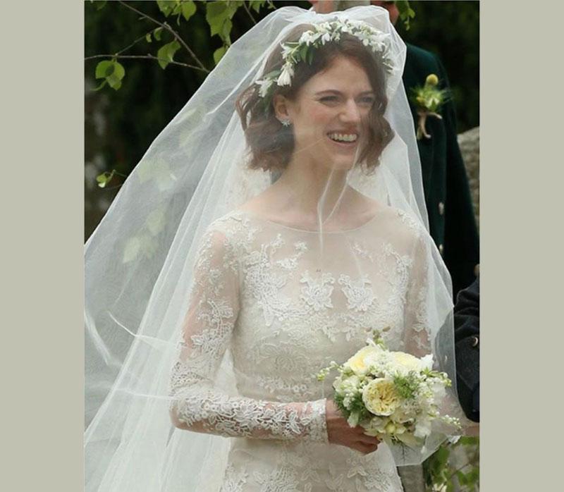 Сериальные невесты и их букеты. Предисловие.