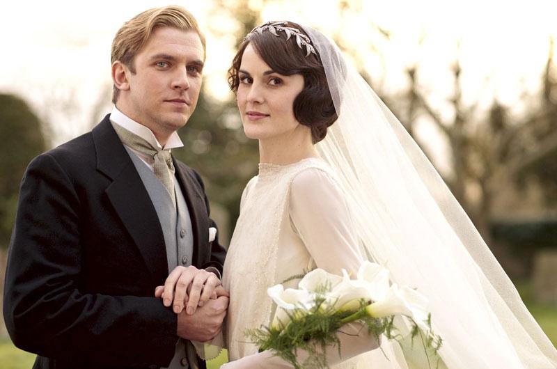 Сериальные невесты и их букеты. Часть 1.