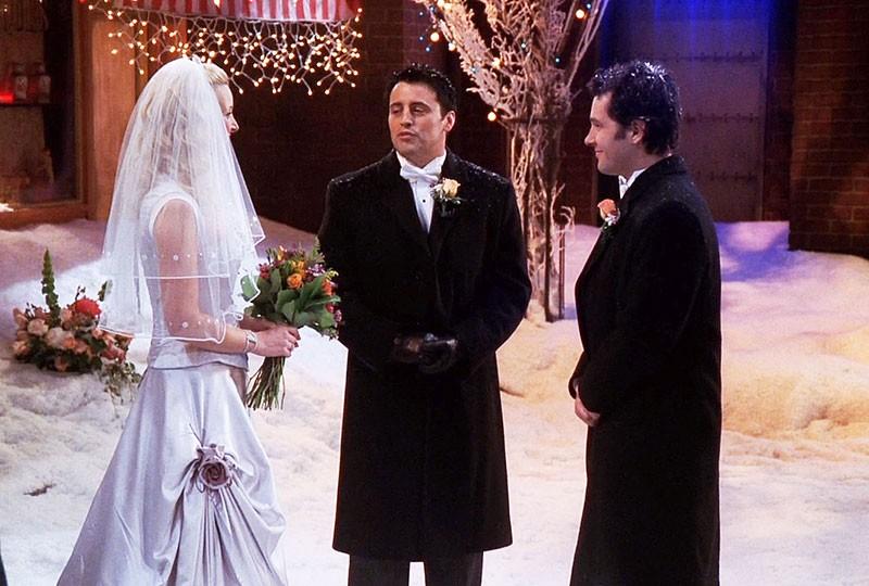 Сериальные невесты и их букеты. Часть 5.