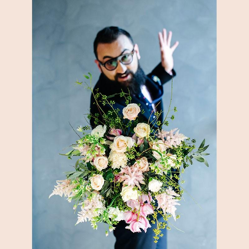Михаил Чудновец. Самый загадосный флорист Украины.