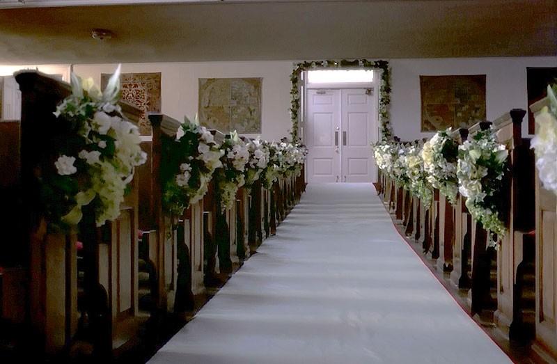 Сериальные невесты и их букеты. Часть 11.
