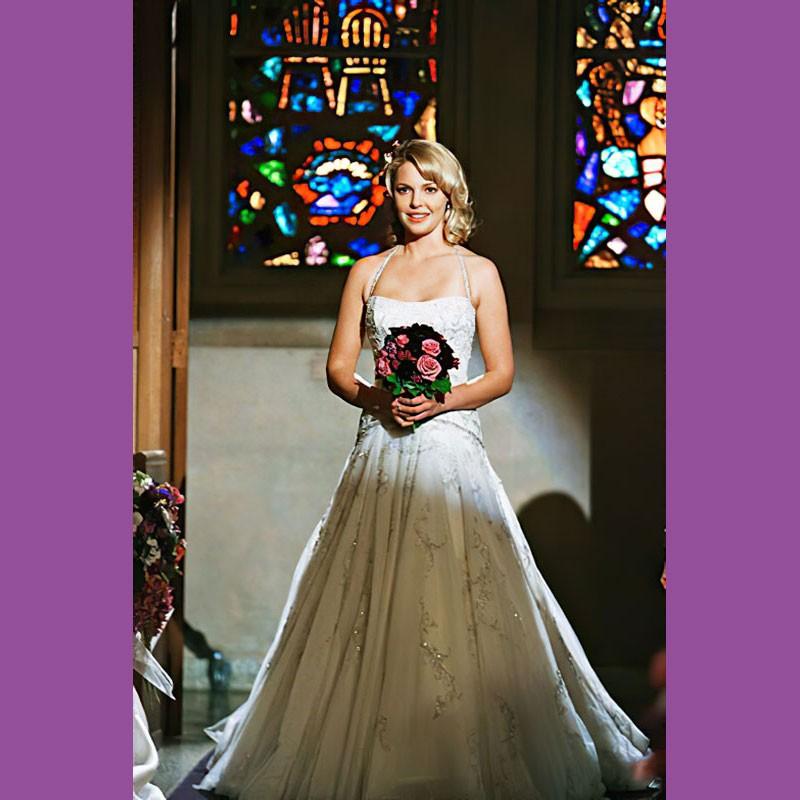 Сериальные невесты и их букеты. Часть 12.